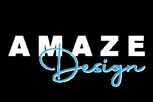 amaze design logo